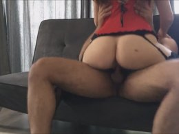 Lucky guy gets to bang a stunning friend