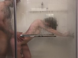 Shower sex is the best