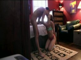 Amazing GF gets hard fucked and face spermed