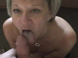 Slutty neighbor gave me the best blowjob in my life