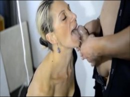 Suck that dick until I fill your mouth with sperm