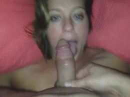 Amateur Wife Shows Her Cock Sucking Skills On Her Hubby