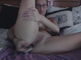 She is a petite tiny anal lover