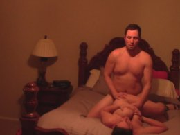 Position 69 gets perfected by this couple on their bed