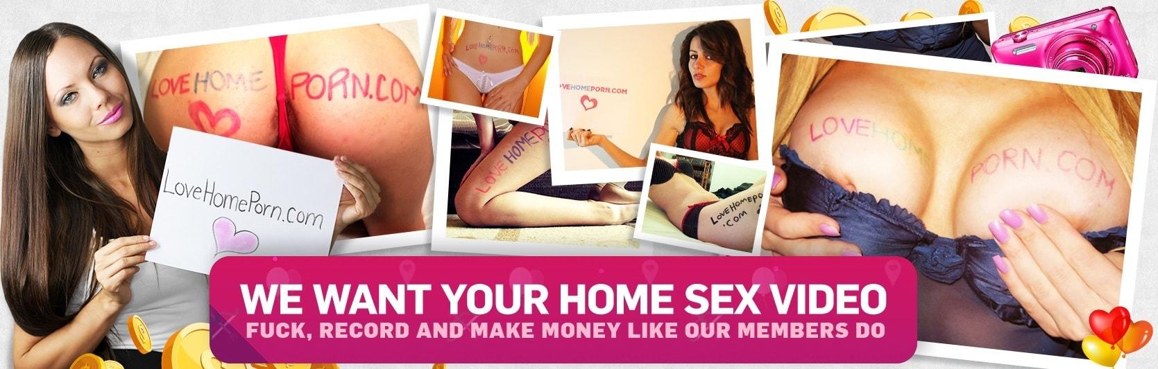 Home porn site